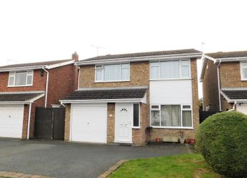 Thumbnail 4 bed detached house for sale in Cedar Drive, Ibstock