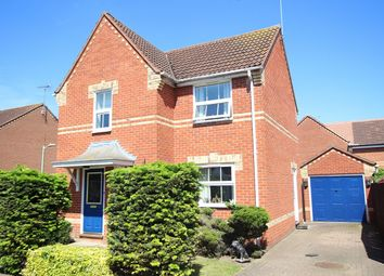 Thumbnail 3 bed detached house for sale in Mulberry Gardens, Great Blakenham, Ipswich, Suffolk