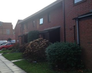 Thumbnail 3 bed flat to rent in Eaton Drive, Exeter