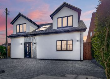 Thumbnail 4 bed detached house for sale in Clare Road, Benfleet