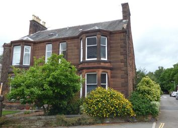 Thumbnail 4 bed semi-detached house for sale in Lovers Walk, Dumfries, Dumfries And Galloway