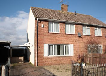 Thumbnail 2 bed semi-detached house for sale in Totshill Drive, Teyfant Area, Hartcliffe, Bristol