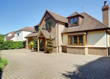 Thumbnail 5 bed detached house to rent in New Park Road, Hertford, Hertfordshire