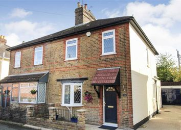 Thumbnail 3 bedroom semi-detached house for sale in Fairview Road, Taplow, Buckinghamshire