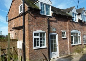 Thumbnail 2 bedroom cottage to rent in Stafford Street, Market Drayton