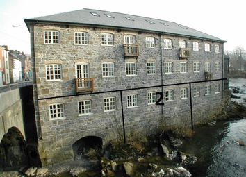 Thumbnail 2 bed flat to rent in 2, Town Mill, Llanidloes, Llanidloes, Powys