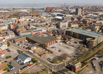 Thumbnail Land for sale in Osborne Street, Grimsby, North East Lincolnshire