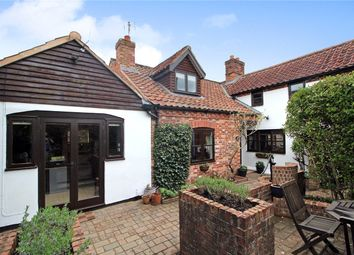 Thumbnail 4 bed semi-detached house for sale in The Street, Poringland, Norwich, Norfolk