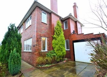 Thumbnail 3 bed semi-detached house for sale in Ellenbrook Road, Worsley, Manchester