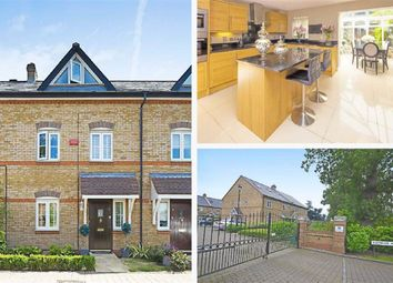 Thumbnail 3 bed property to rent in Sovereign Mews, Hadley Wood, Hertfordshire