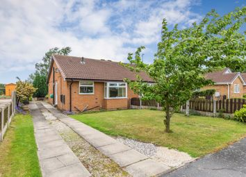 Thumbnail 2 bed semi-detached bungalow for sale in William Bradford Close, Austerfield, Doncaster