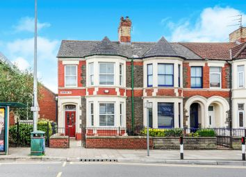 Thumbnail 3 bedroom end terrace house for sale in Cowbridge Road East, Canton, Cardiff