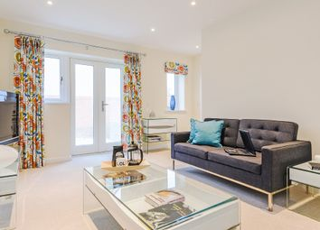 Thumbnail 3 bedroom semi-detached house for sale in Bury Road, Chedburgh, Bury St. Edmunds