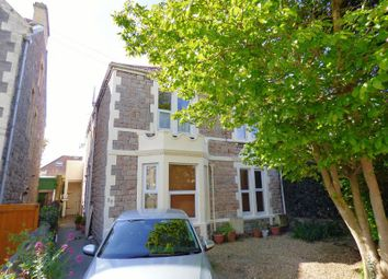 Thumbnail 2 bed flat for sale in Gordon Road, Weston-Super-Mare