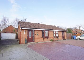 Thumbnail 2 bed semi-detached bungalow for sale in Livingstone Close, Warrington