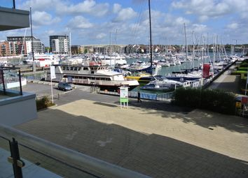Thumbnail 2 bed flat to rent in Ocean Way, Ocean Village Marina