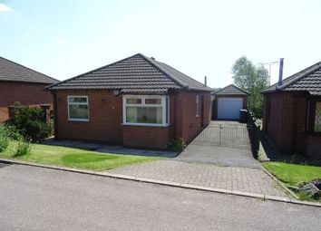 Thumbnail 2 bed bungalow to rent in Offcote Crescent, Ashbourne