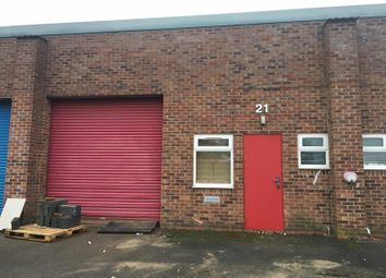 Thumbnail Light industrial to let in Unit 21 Moorlands Trading Estate, Moor Lane, Metheringham, Lincoln