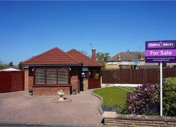 Thumbnail 2 bed detached bungalow for sale in Turkdean Road, Cheltenham