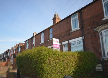 Thumbnail 2 bedroom terraced house to rent in Manvers Road, Beighton, Sheffield
