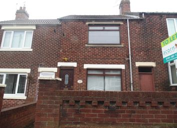 Thumbnail 2 bed terraced house to rent in Rosedale Terrace, Peterlee