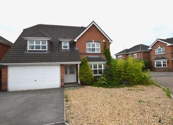Thumbnail 4 bed detached house for sale in Paddock View, Middlewich