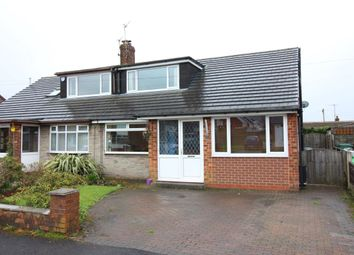 Thumbnail 3 bed semi-detached house for sale in Springfield Road, Ramsbottom, Bury