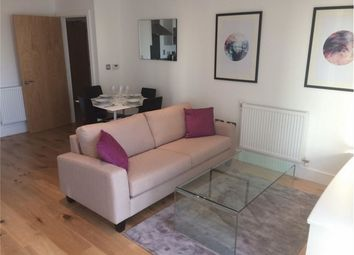 Thumbnail Flat to rent in Hallsville Road, London