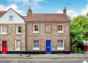 Thumbnail 2 bedroom end terrace house for sale in North Walls, Chichester, West Sussex, .
