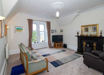 Thumbnail 3 bed flat for sale in Moss Road, Kilmacolm