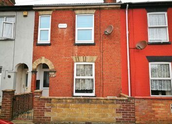 Thumbnail 3 bed terraced house to rent in May Road, Lowestoft