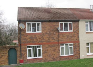 Thumbnail 3 bed semi-detached house for sale in Ty Fry, Aberdare