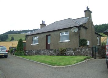Thumbnail 2 bed detached bungalow to rent in The Bungalow, East Mains Of Dunnichen Dunnichen, Forfar