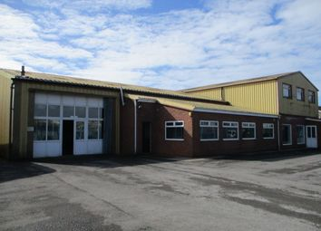 Thumbnail Light industrial for sale in Industrial/Business/Showroom Unit, Plot 62, 42 Village Farm Industrial Estate, Pyle