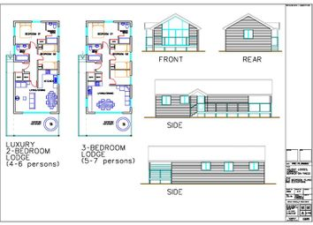 Thumbnail 2 bed property for sale in Station Gardens, Cornhill-On-Tweed