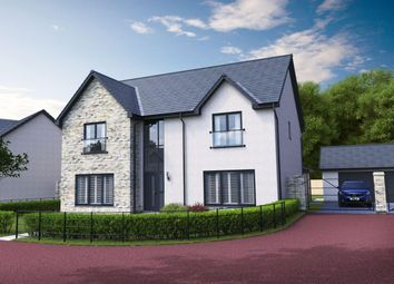 "Thumbnail 5 bed detached house for sale in ""Murray Garden Room"" at Cawthorne Place, Wynyard, Billingham"