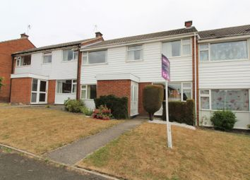 Thumbnail 3 bed town house for sale in Hatton Drive, Holme Hall, Chesterfield
