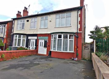 Thumbnail 4 bed semi-detached house for sale in Brookland Road, Birkenhead, Merseyside