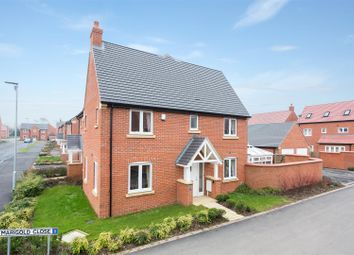 Thumbnail 3 bed semi-detached house for sale in Marigold Close, Lutterworth