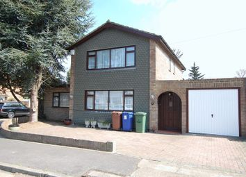 Thumbnail 3 bed detached house for sale in Rigby Gardens, Chadwell St Mary, Essex