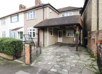 Thumbnail 3 bed end terrace house for sale in Woodbank Road, Bromley