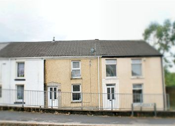 Thumbnail 3 bedroom terraced house for sale in Carmarthen Road, Fforestfach, Swansea, West Glamorgan