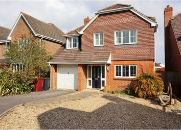 Thumbnail 4 bed detached house to rent in Caspian Close, Chichester