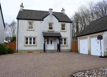 Thumbnail 5 bed detached house to rent in The Grange, Irvine, Ayrshire KA11,