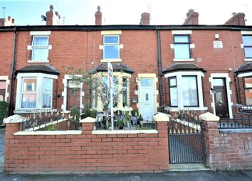 Thumbnail 3 bed terraced house for sale in Peel Road, Fleetwood, Lancashire