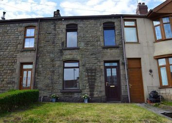 Thumbnail 3 bedroom terraced house for sale in Siloh Road, Swansea