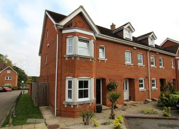 Thumbnail 4 bed terraced house for sale in Campbell Fields, Aldershot