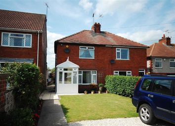 Thumbnail 3 bed semi-detached house for sale in Carter Lane West, South Normanton, Alfreton