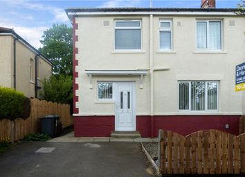 Thumbnail Semi-detached house to rent in Wyvil Crescent, Ilkley, West Yorkshire
