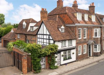 Thumbnail 4 bedroom semi-detached house for sale in New Street, Henley-On-Thames, Oxfordshire